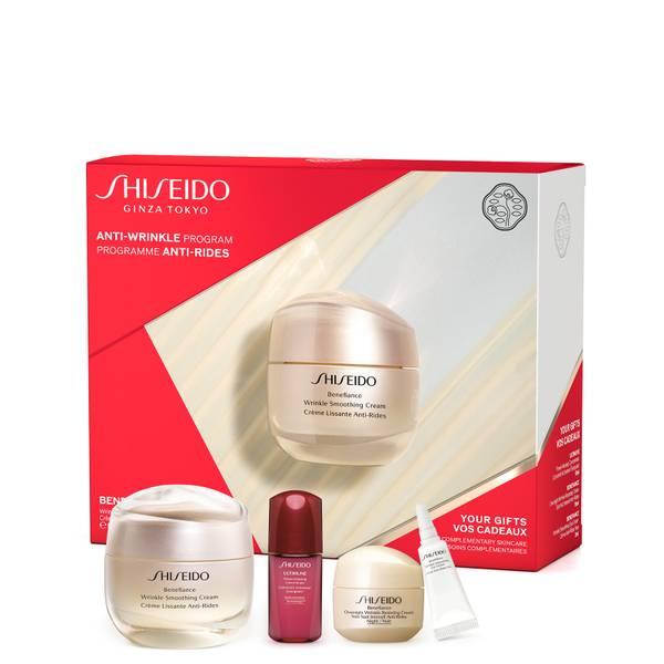 Set Crema anti-Rughe Value Benefiance Wrinkle Smoothing Shiseido