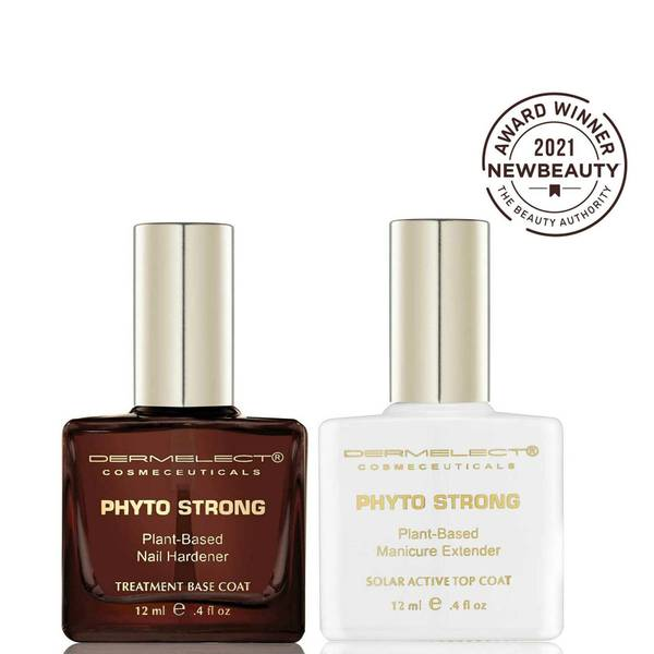 Dermelect Phyto Strong Natural Nail Duo 2 piece - $34 Value