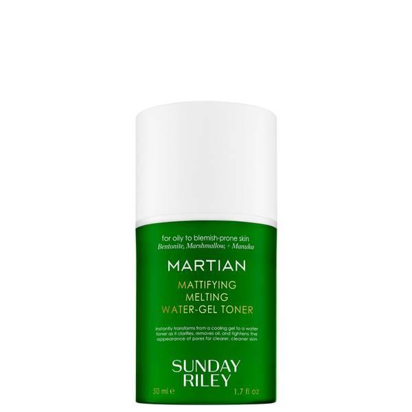 Sunday Riley MARTIAN Mattifying Melting Water-Gel Toner 1.7 fl. oz.