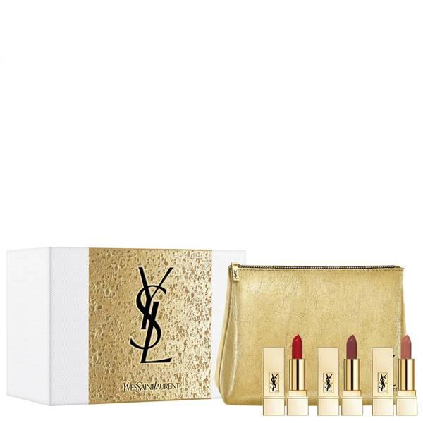 Set de regalo Yves Saint Laurent Rouge Pur Couture Trio