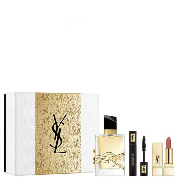 Coffret cadeau Yves Saint Laurent Libre Eau de Parfum et Icônes du maquillage