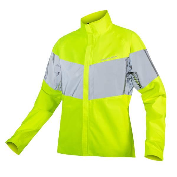 Urban Luminite EN1150 Waterproof Jacket - Hi-Viz Yellow