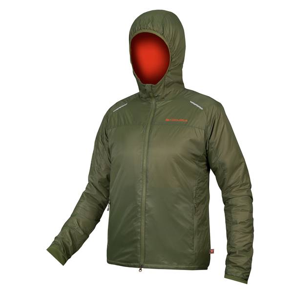GV500 Insulated Jacket - Olive Green
