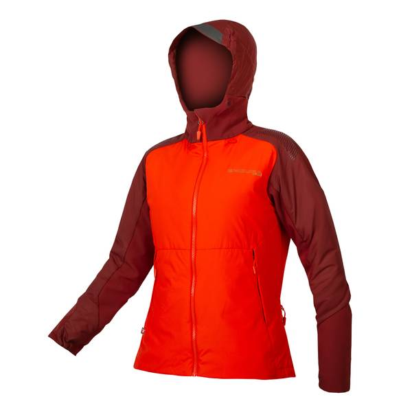 Women's MT500 Freezing Point Jacket - Paprika