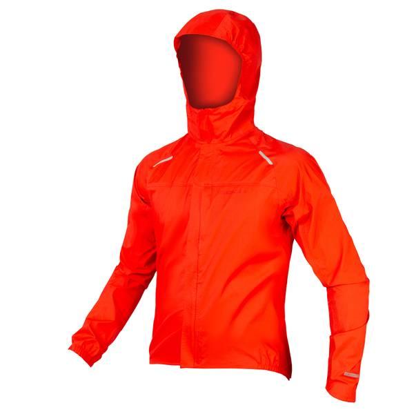 GV500 Waterproof Jacket - Paprika