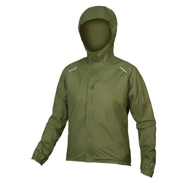 GV500 Waterproof Jacket - Olive Green