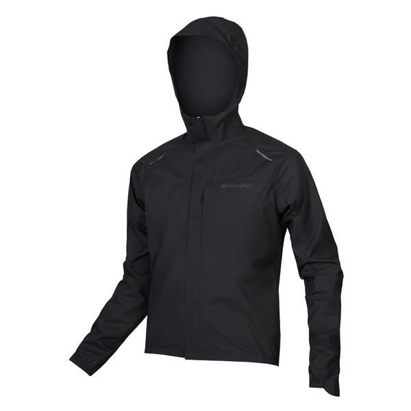 GV500 Waterproof Jacket - Black