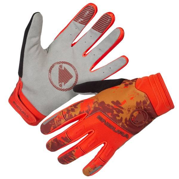 SingleTrack Windproof Glove - Paprika