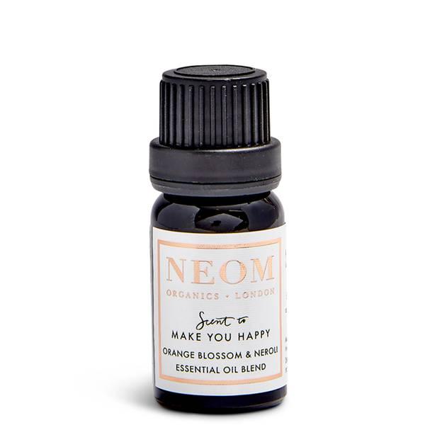 NEOM Orange Blossom and Neroli Essential Oil Blend 10ml