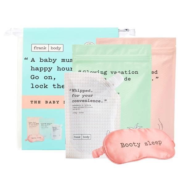 Frank Body The Baby Mama Kit