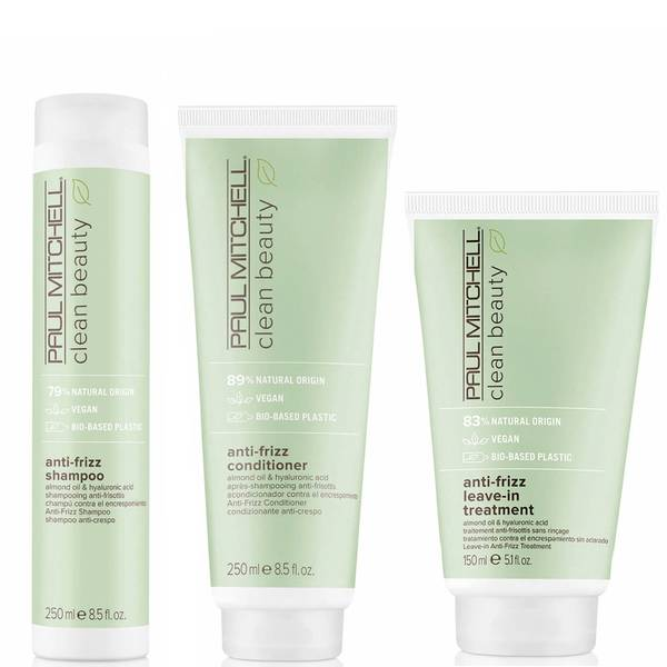 Paul Mitchell Clean Beauty Anti-Frizz Set