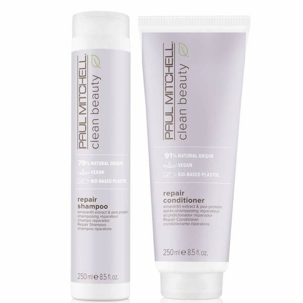 Paul Mitchell Clean Beauty Repair Shampoo and Conditioner Set