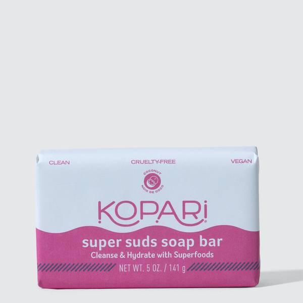 Sudsy Shower Soap Bar - Coconut Milk