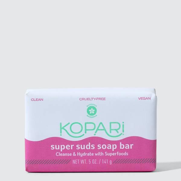 Sudsy Shower Soap Bar - Gardenia