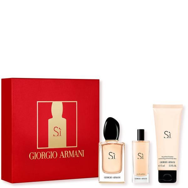Armani Si Eau de Parfum Christmas Gift Set - 50ml