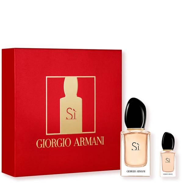 Armani Si Eau de Parfum Set regalo di Natale - 30ml