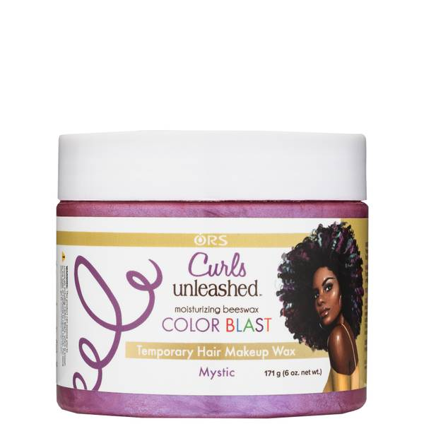 ORS Curls Unleashed Colour Blast Temporary Hair Makeup Wax - Mystic