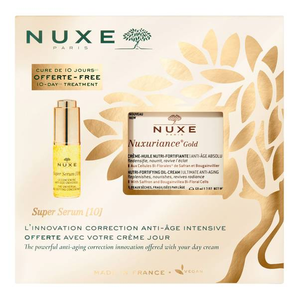 Coffret Nuxuriance<sup>®</sup> Gold