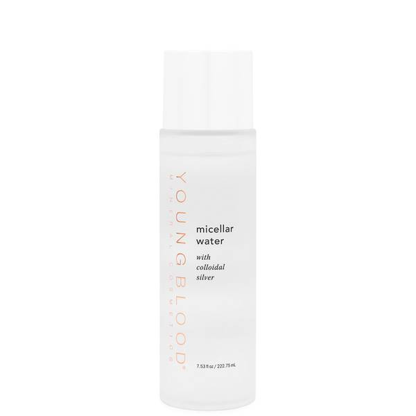 Youngblood Micellar Water with Colloidal Silver 222ml