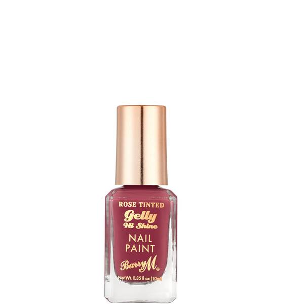 Barry M Cosmetics Cosmetics Rose Tinted Gelly Nail Paint 10ml (Various Shades)