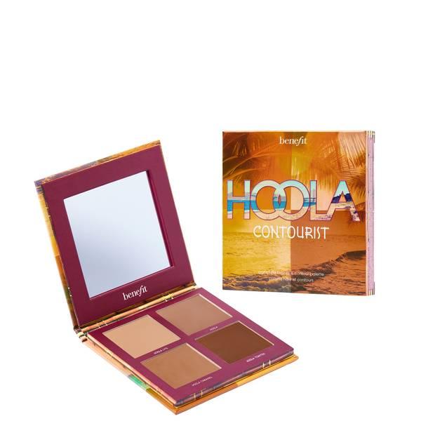 benefit Hoola Exclusive Contourist Matte Powder Bronzer Palette 8g (Worth £60.00)