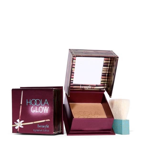 benefit Hoola Glow Shimmer Powder Bronzer 8g