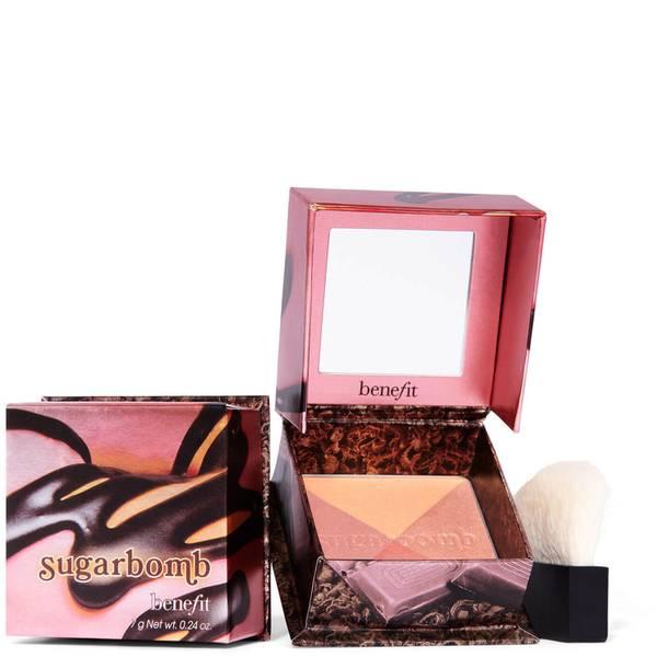benefit Sugarbomb Rosy Pink Multi-Shade Powder Blusher 8g