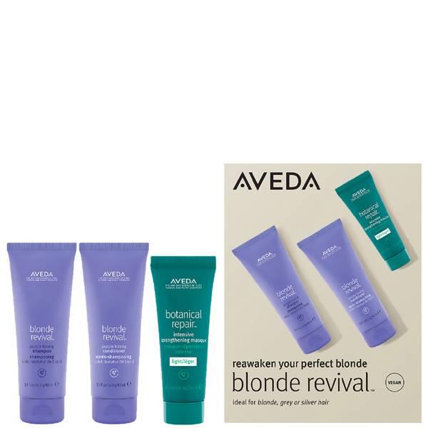 Aveda Blonde Revival Travel Kit