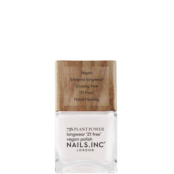 Smalti Plant Power 73%- Free Time is Me Time nails inc. 14ml