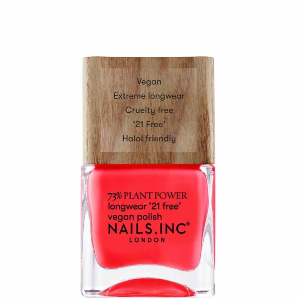 nails inc. 73% Plant Power Nail Varnish - Time for a Reset 14ml