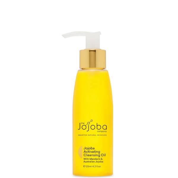 The Jojoba Company Jojoba Activating Cleansing Oil 125ml