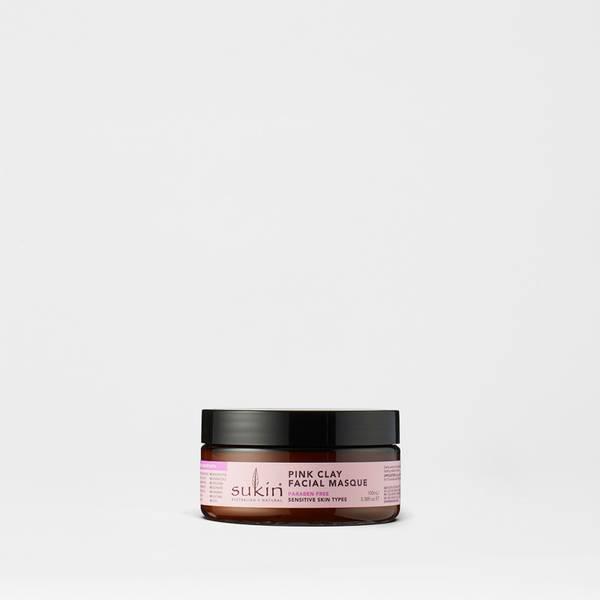Pink Clay Facial Masque - Sensitive 100ml