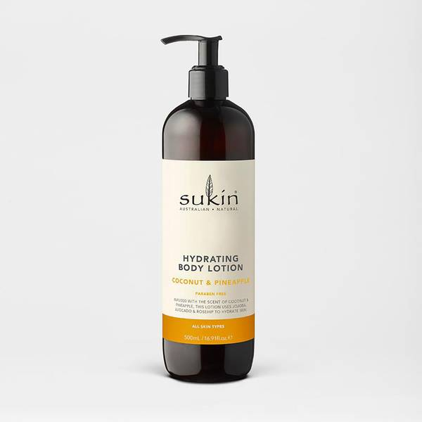 Hydrating Body Lotion - Coconut & Pineapple 500ml