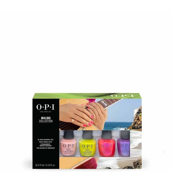 OPI Nail Polish Malibu Collection Gift Set