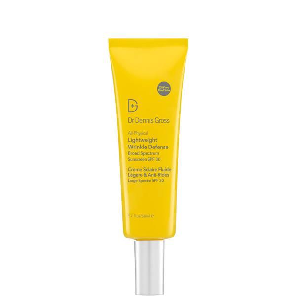 Dr Dennis Gross Skincare All Physical Lightweight Wrinkle Defense SPF30 50ml