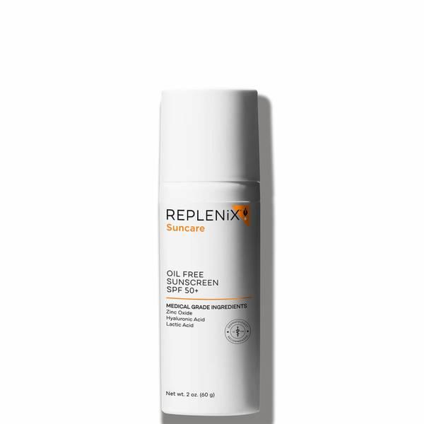 Replenix Hydrating Oil-Free Face Sunscreen SPF50+ 2 oz