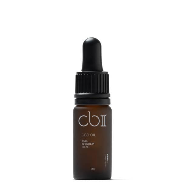 CBII 500mg CBD Oil (5%) 10ml