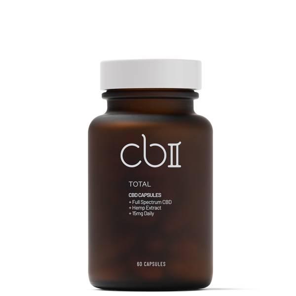 CBII Total Pure CBD Capsules 157g