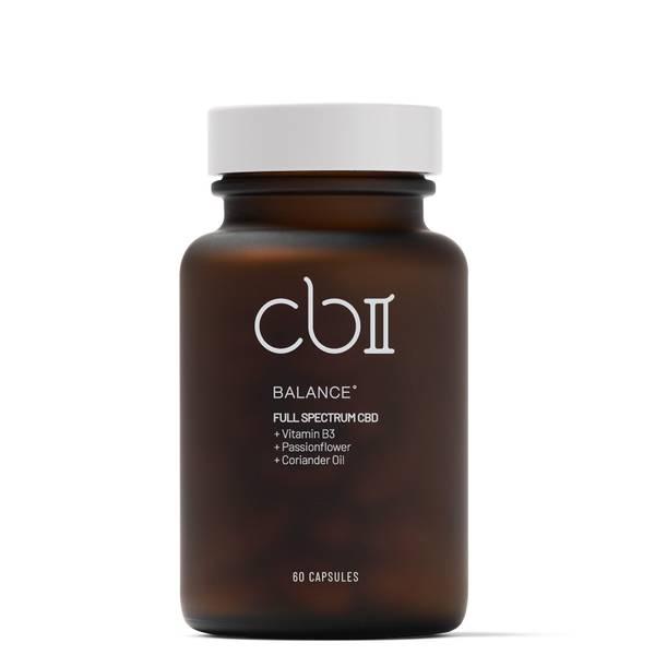 CBII Balance CBD Cápsulas con Vitamina B3 157g