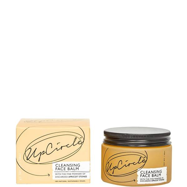 UpCircle Cleansing Face Balm with Apricot Powder 50ml
