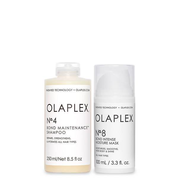 Olaplex No.4 and No.8 Bundle