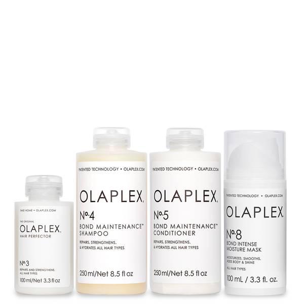 Olaplex No.3, No.4, No.5 and No.8 Bundle