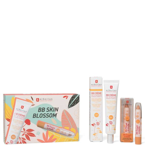 Zestaw BB Skin Blossom Kit – Doré