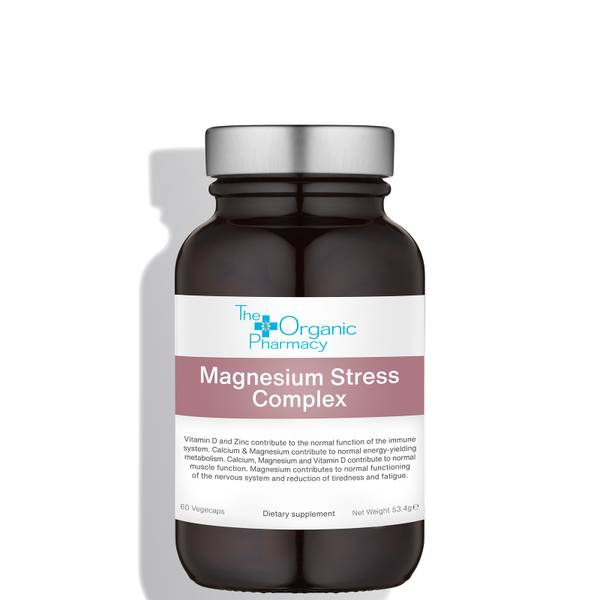 The Organic Pharmacy Magnesium Stress Complex Supplements 120g