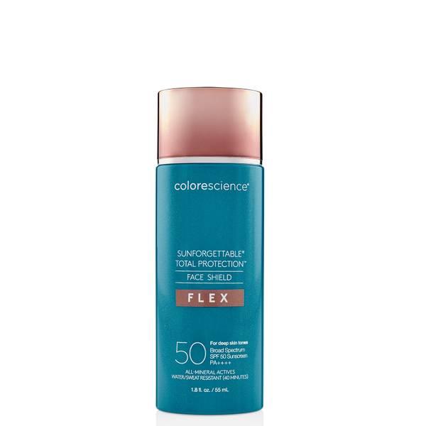 Colorescience Sunforgettable Total Protection Face Shield Flex SPF 50 1.8 fl. oz. - Deep