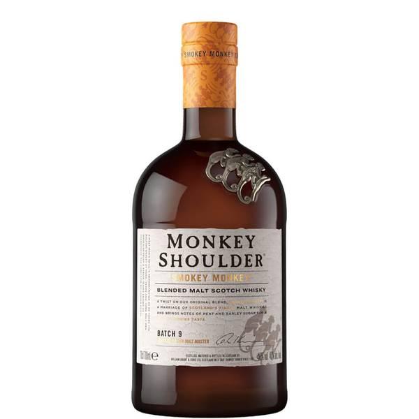 Monkey Shoulder Smokey Monkey Blended Malt Scotch Whisky 70cl