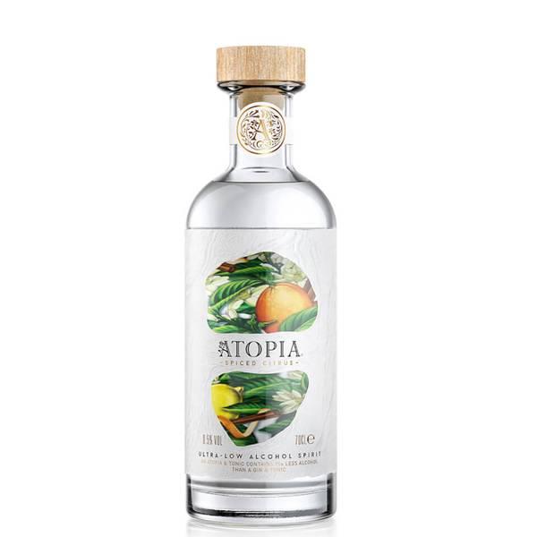 Atopia Spiced Citrus Ultra Low Alcohol Spirit 70cl