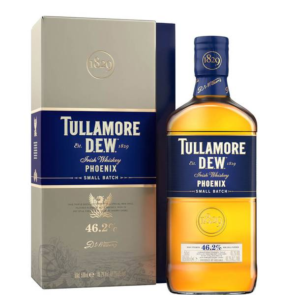 Tullamore D.E.W. Phoenix Limited Edition Irish Whiskey 50cl