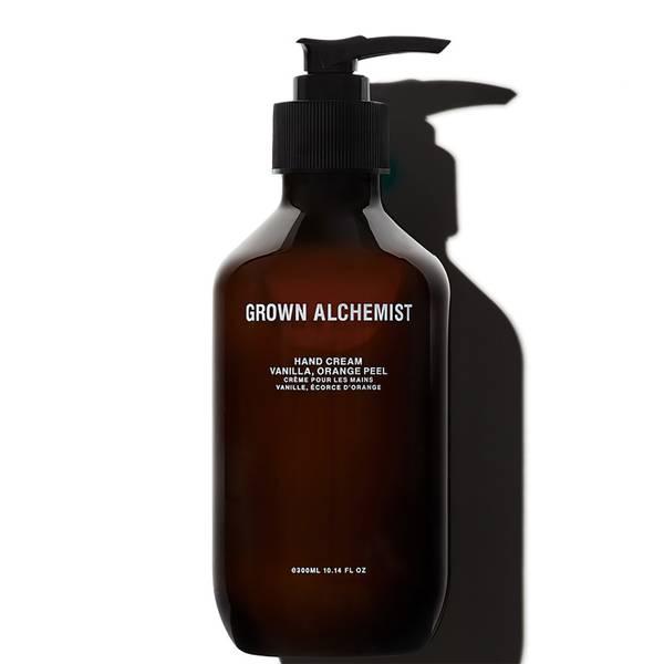 Grown Alchemist Hand Cream - Vanilla and Orange Peel 500ml