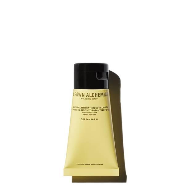 Grown Alchemist Natural Hydrating Sunscreen, Broad Spectrum SPF30 50ml